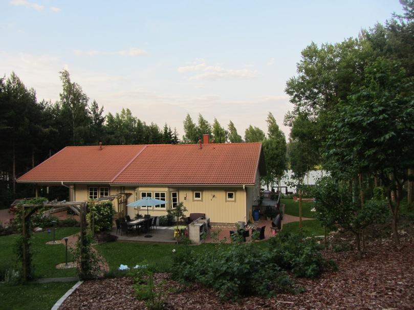 Huset västra