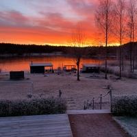 En magisk morgon
